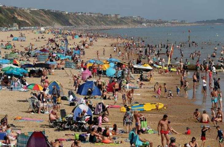 Britain sees record month for tourism over summer