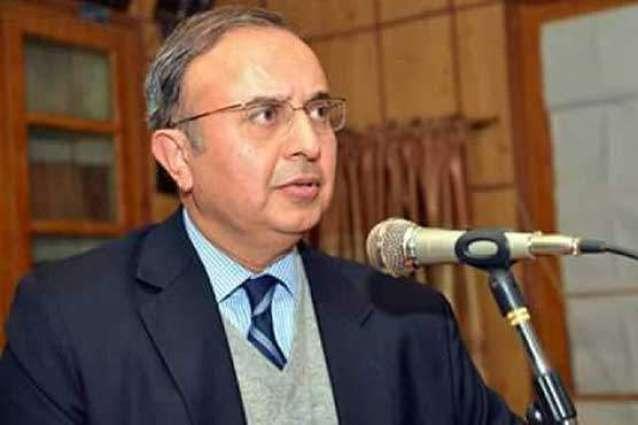 لاہور ہائیکورٹ دے سینئر جج مسٹر جسٹس شاہد حمید ڈار ریٹائرڈ تھی گن