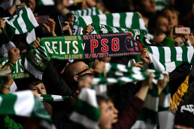 Football: Celtic charged by UEFA over pitch invasion