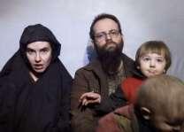 پاکستانی فورسز ولوں رہا کروایا گیا خاندان لندن پہنچ گیا