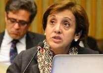 وكيلة وزارة الخارجية الباكستانية ستقوم بزيارة رسمية إلى سريلانكا الأسبوع الجاري لحضور الجلسة من المشاورات السياسية الثنائية