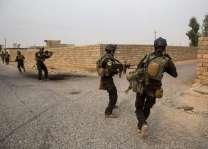 عراقي ځواكونو په سنجار ښار كنټرول ترلاسه كړو
