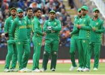 16-member Pakistan's Team named for (T-20) series against Sri Lanka