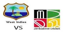 د وېسټ انډيز د كركټ لوبډله به د اكتوبر په 15مه نېټه د زمبابوے ته ځي