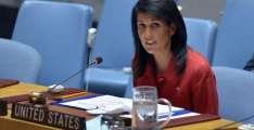 امریکا به دا مهال ایران سره د جوهری لوظنامې پاسداری کوي، نکی هیلی