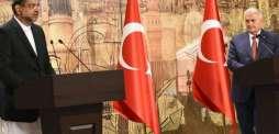 Pakistan, Turkey agree to bolster multifaceted ties