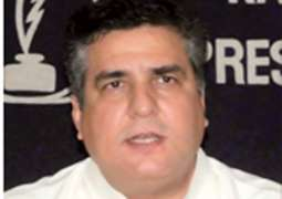 Slogans of change by Imran in Khyber Pakhtunkhwa mere lies: Daniyal Aziz