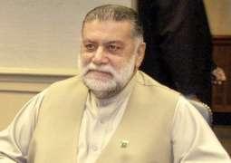 سابق وزیر اعظم ظفر اللہ خان جمالی نے مسلم لیگ (ن) نوں چھڈ دتا