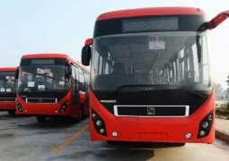 پشاور وچ میٹرو بس منصوبے دی نینہ کل رکھی جائے گی