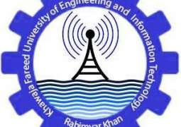 Over Rs 3bln spent on Engineering & Information Technology University in RYK