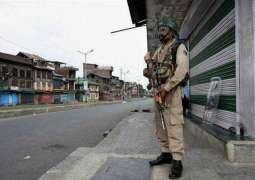 Shutdown marks Black Day in occupied Kashmir