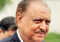 Tele-communication technology playing pivotal role in economy of Pakistan: President