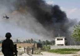 افغان صوبے خوست وچ فضائی حملے دوران پاکستان نوں مطلوب کالعدم تحریک طالبان دے 4دہشت گردہلاک