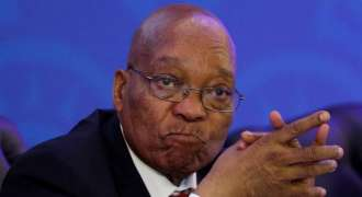 Zuma fires critic in new S. Africa reshuffle