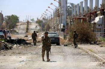 US-backed force says has fully captured Raqa from IS