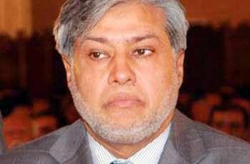 ADB Executive Director meets Ishaq Dar