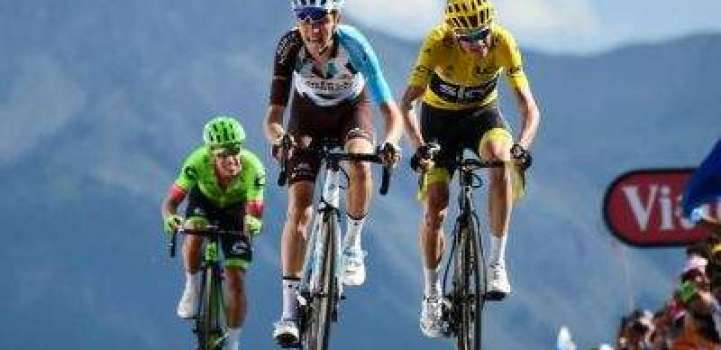 Cycling: Steep challenge for Froome in 2018 Tour de France