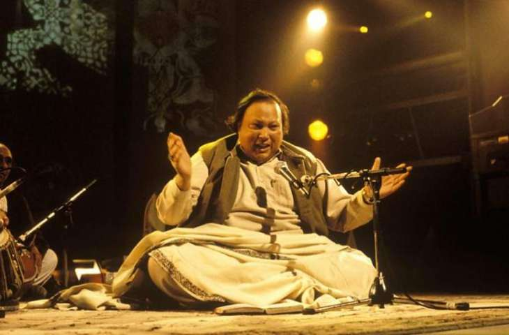 69th birth anniversary of Ustad Nusrat Fateh Ali Khan observed