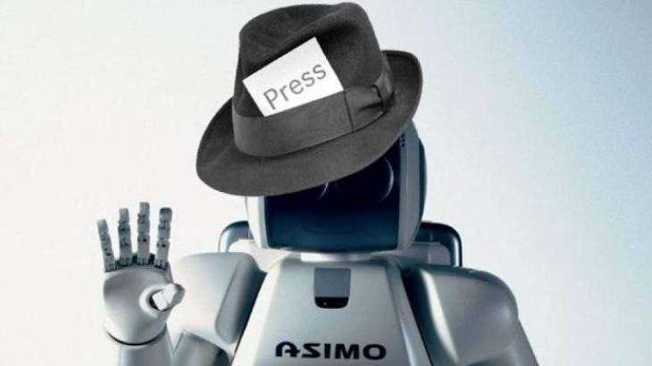 Pakistani tech company builds robot journalist