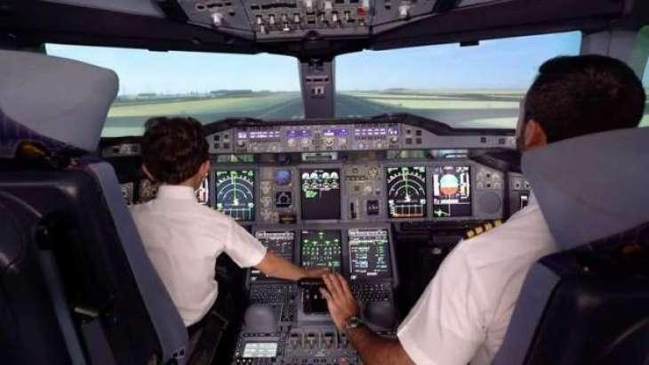 متحدہ عرب امارات: 6ورھیاں دا بال اک دن لئی 'اتحاد ائر ویز' دا پائلٹ بن گیا