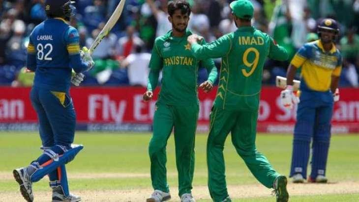 سری لنکا خلاف پہلے ون ڈے میچ لئی پاکستانی ٹیم دا اعلان کر دتا گیا