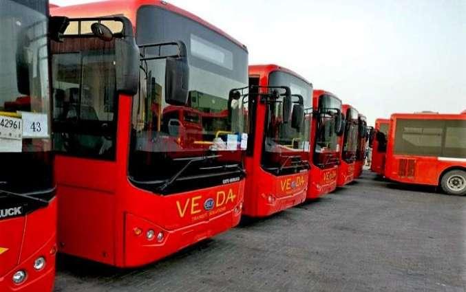 فیڈر بس سروس ملتان سانگے ہک خوبصورت تحفہ ہے ،تریمت مسافراں دا خیر مقدم