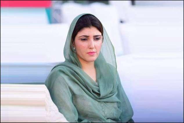 عمران خان دے طالبان نال رابطے نیں' 2014دے دھرنے دوران 47کروڑ دی منشیات نوجواناں نوں سپلائی کیتی گئی:عائشہ گلا لئی دے الزام