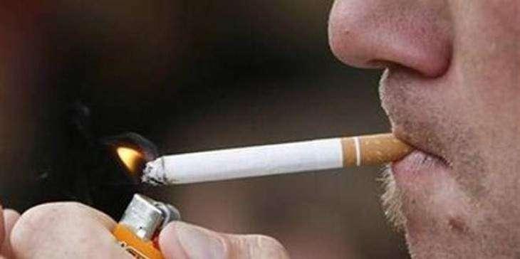 Smoking may cause artery explosion