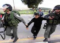 اسرائیل دیاں جیلاں اچ 18 سال توں گھٹ عمر 100 فلسطینی بال قید ہن