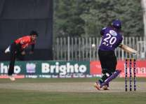 Faisalabad victorious in National T20 match