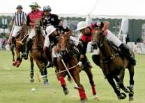 Winter Polo Cup 2017: Day 1