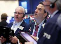 US stocks rise, shrugging off German political turmoil