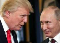 Putin informs Trump about talks with Assad: Kremlin