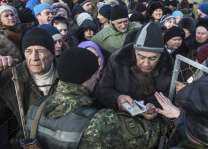 Rebel infighting sparks fears in east Ukraine
