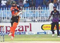 Lahore Blues beat Islamabad in National T20 match