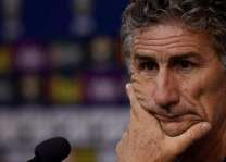 Football: Bauza sacked as Saudi Arabia coach
