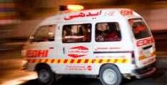 پی ٹی آئی دا جلسہ: گرمی کارن کارکن بے ہوش ' ہسپتال منتقل