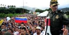 Colombia protests Venezuela military border incursion