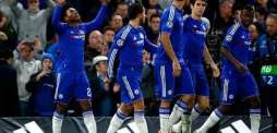 Football: Chelsea qualify for Champions League last 16