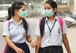 Delhi wakes up to 'hazardous' smog