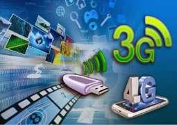 Broadband subscribers including for 3G, 4G cross 48.13 mln