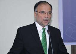 Police need to internalize modern technology use to achieve successes : Ahsan Iqbal