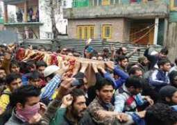 Indian troops martyr 2 more youth in occupied Kashmir