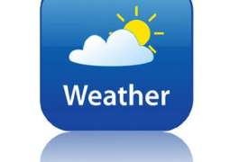 Cloudy weather forecast