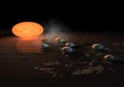ماہرین فلکیات زمین دے حجم دا سیارہ دریافت کر گھدا ،نویں سیارے دا ناں راس 128بی رکھیا گیا