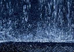 Light rain turns weather cold