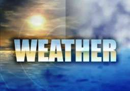 Cold, Dry Weather in most areas of country during Next 24 Hours