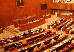 Senate body passes a resolution condemning terrorist attacks in Balochistan