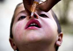 Three-day anti-polio drive begins in country