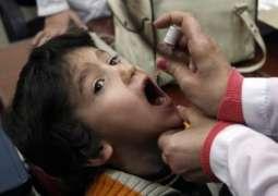 Anti-polio campaign kicks off in city